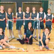 Mistrzostwa Dzielnicy Praga Południe w Unihokeju Dziewcząt