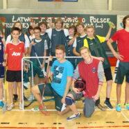 Mistrzostwa Dzielnicy Praga Południe w Unihokeju Chłopców