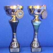 Dwa medale – Mistrzostwa Dzielnicy Praga Południe w Tenisie Stołowym