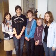 Z wizytą u Wandy Wiłkomirskiej